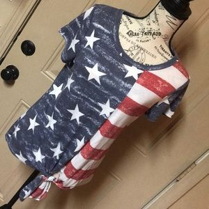 American Flag Pride Shirt